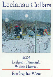 Leelanau Cellars Winter Harvest Riesling